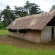 Village church in Papua New Guinea — Stock Photo