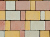 Background from paving slabs — Stock Photo