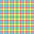 Bright Colorful Plaid Seamless Background Pattern - Stock Photo