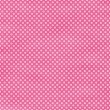 Bright Pink Polka Dot Seamless Background — Stock Photo #11859343