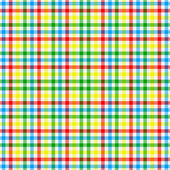 Bright Colorful Plaid Seamless Background Pattern — Stock Photo
