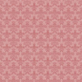 Seamless Pink Damask — Stock Photo