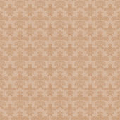 Seamless Taupe Damask — Stock Photo