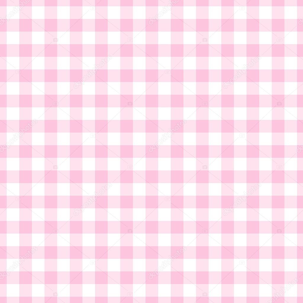 seamless light pink gingham plaid stock photo songpixels 11857146. Black Bedroom Furniture Sets. Home Design Ideas