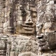 Stock Photo: Bayon, Cambodia