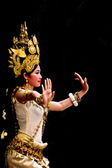 Apsara dancer — Stock Photo