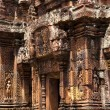 Stock Photo: Temple Banteay Srei