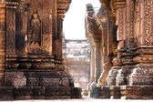Temple Banteay Srei — Stock Photo