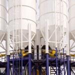 Processing Plant — Stock Photo