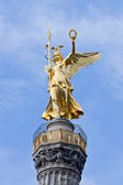 The Victory Column berlin germany — Stockfoto