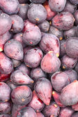 A background of fresh figs — Stock Photo