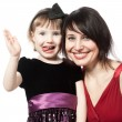 Mother and daughter — Stock Photo #12106405