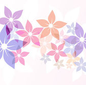 Flowers — Stock Vector