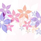 Flowers — Stock Vector