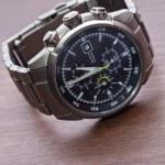 zegarek na rękę — Zdjęcie stockowe