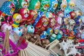 Souvenir dolls — Stock Photo