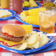 ������, ������: Summer picnic feast