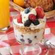 Yogurt parfait — Stock Photo #11949120