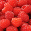 Raspberry background — Stock Photo #11949156