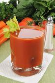 Sok ze świeżych warzyw — Zdjęcie stockowe