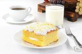 Cake au citron — Photo