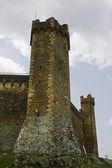 Castle of Montalcino — Stock Photo