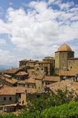 Volterra, Tuscany, Italy — Stock Photo