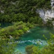 Stock Photo: View of Plitvice Lakes, Croatia