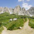 Paths in Dolomites — Stock Photo #11428673
