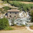 Stock Photo: Thermal baths, Saturnia