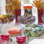 Sweet Jars — Stock Photo