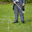 Royalty-Free Stock Photo: Croquet