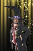 Dark Witch — Stock Photo