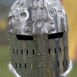Stock Photo: Knights Helmet