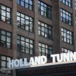Holland Tunnel Sign — Stock Photo #11914406