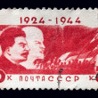 Постер, плакат: Lenin and Stalin