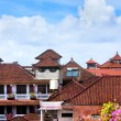 Tiled roofs — Stock Photo #11452908