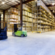 Large warehouse - Foto Stock