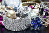 Fashionable women's jewelry — Foto de Stock