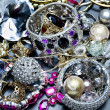Fashionable women's jewelry — Foto de Stock