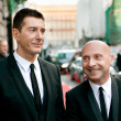 Domenico Dolce and Stefano Gabbana — Stock Photo