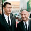 Постер, плакат: Domenico Dolce and Stefano Gabbana
