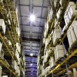 New and modern warehouse - Stock Photo