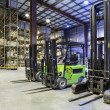 Large warehouse — Stockfoto #11597436