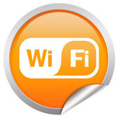 Wifi icon — Stock Photo