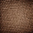 Burlap rough texture — Foto de stock #11358395