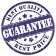 Best price guarantee — Stock Photo