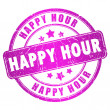 Happy hour - Foto de Stock