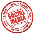 sosyal medya — Stok fotoğraf #11520558