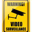 Stock Photo: Video surveillance